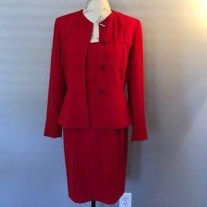 Jones New York 2-piece Dress suit SZ 8